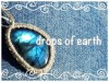 drops of earth