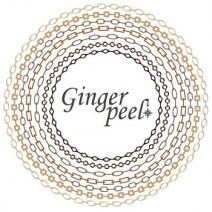 Ginger peel
