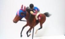 馬のフィギュア