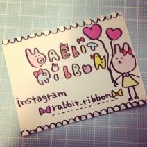 Rabbit.Ribbon