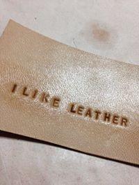 I Like Leather