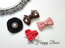 Be Happy Bows
