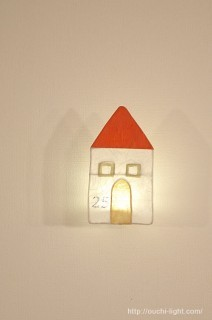 手作り灯り 手作りdeお家ライト