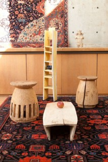 象鯨彫刻家具