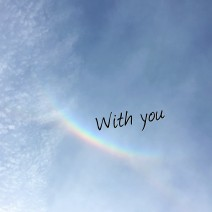 *With you*