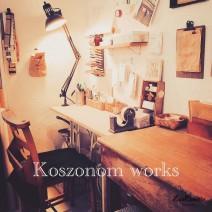 +koszonom works+