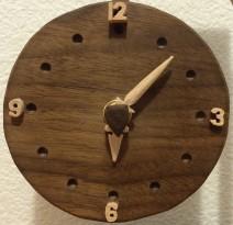 T-木工房【木の時計など】