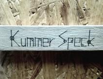 Kummer Speck
