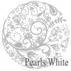 Pearls White