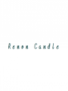 Renon Candle