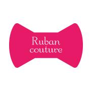 Ruban couture