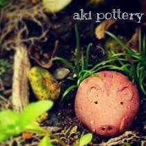 aki pottery