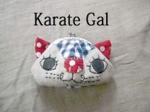 karate Gal
