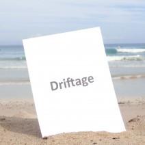 driftage