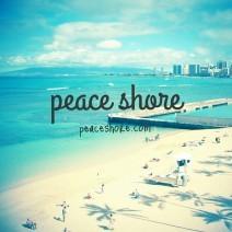 peace shore
