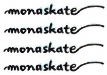 monaskate
