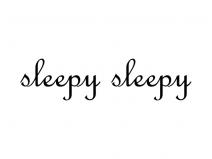 sleepysleepy