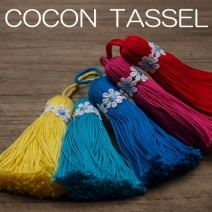 cocon tassel