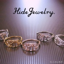 Hide Jewelry.