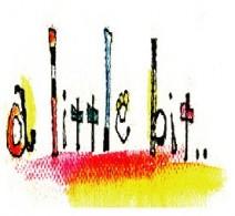 a little bit..